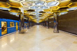 метро Екатеринбурга