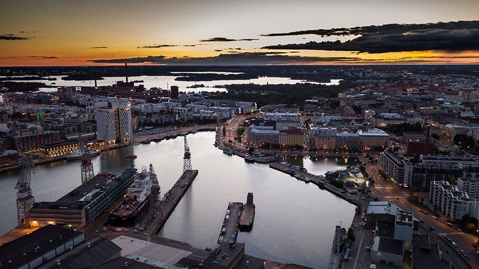 В Хельсинки построят еще один автомобильный тоннель