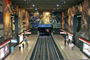 метро Сантьяго