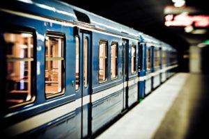 Вагоны метро Спб