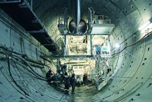двухпутный тоннель