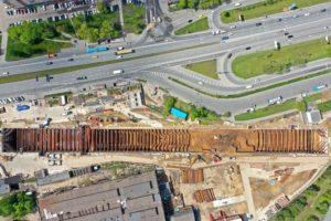 Строительство Лианозово