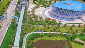 Ледовая арена Новосибирска