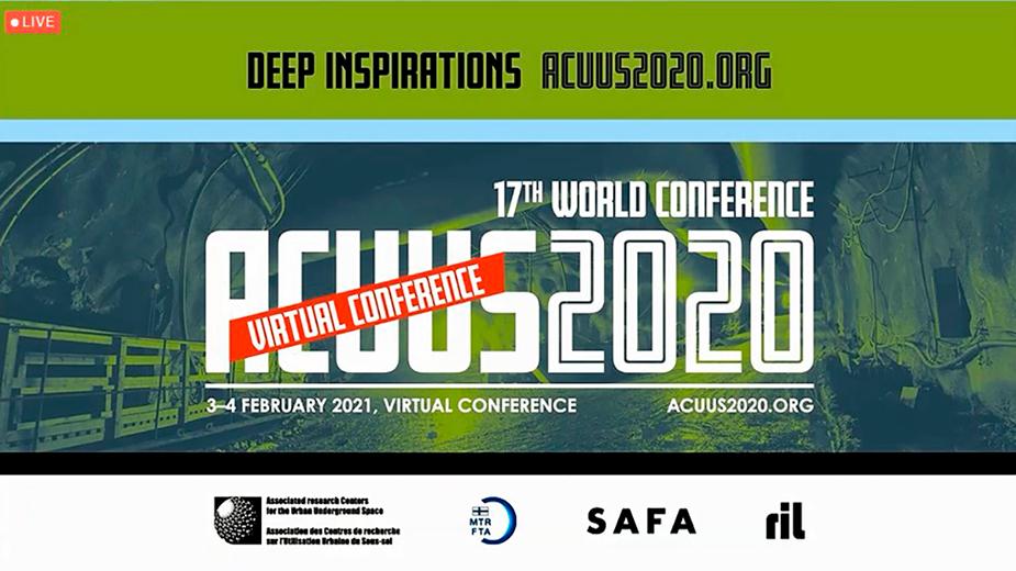 3-4 февраля 2021 года прошла онлайн-конференция ACUUS 2020