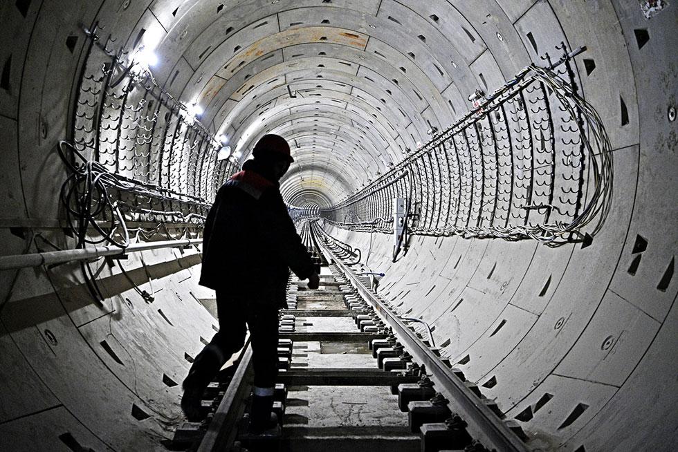 В Москве разработана методика строительства подземных сооружений в сложных грунтах