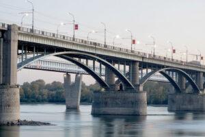 Фото река Объ, Новосибирск