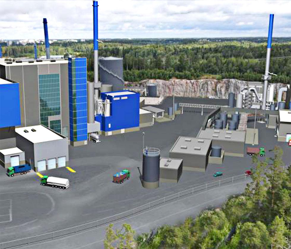 В Финляндии построят подземное хранилище для сезонного аккумулирования тепловой энергии
